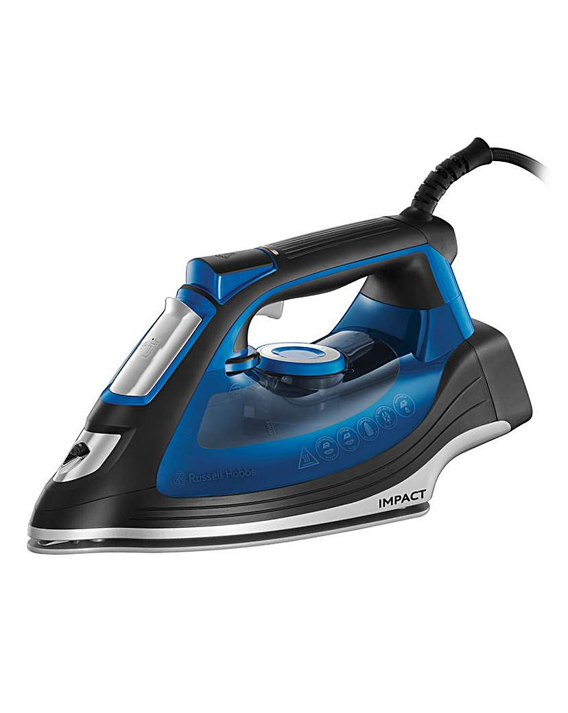 Russell Hobbs 2400W Durable Impact Iron