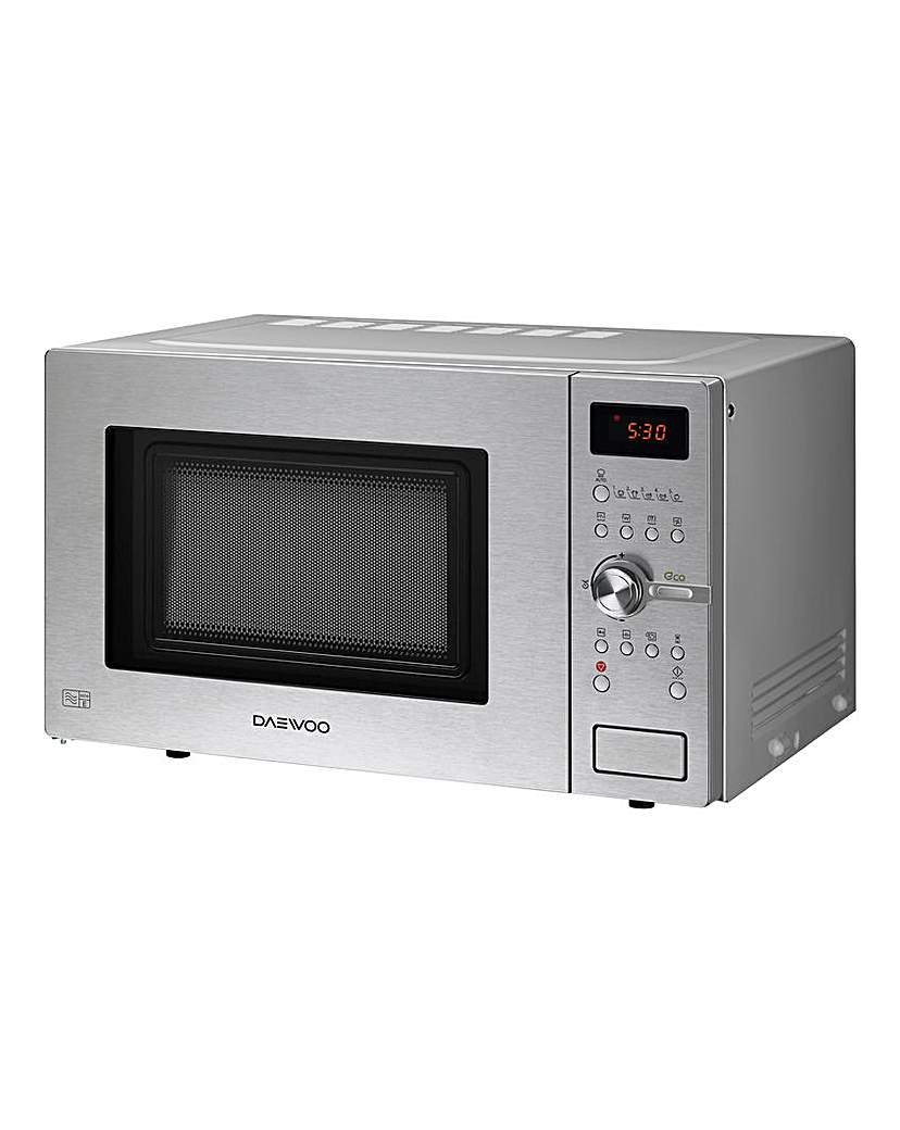 Image of Daewoo 28L Combi Steam Clean Microwave