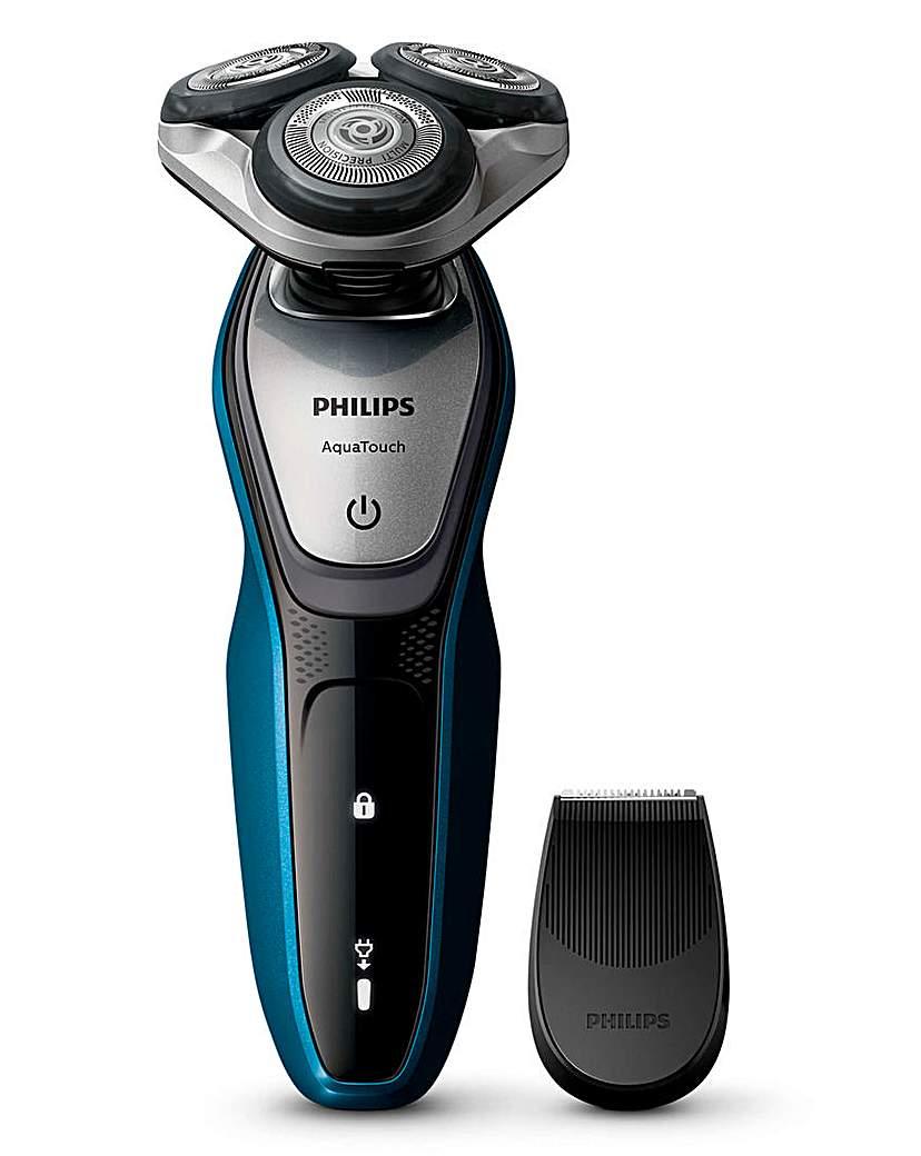 Philips Series 5000 Aqua Touch Shaver