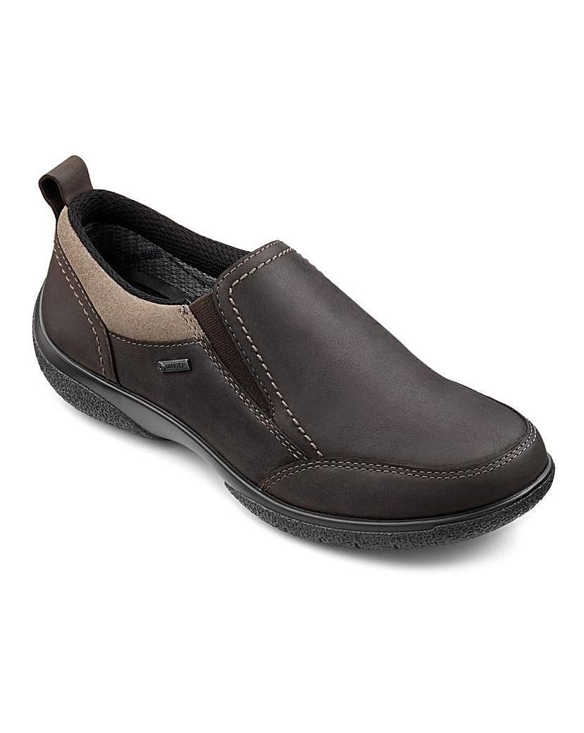 Image of Hotter Cumbria Waterproof Shoe