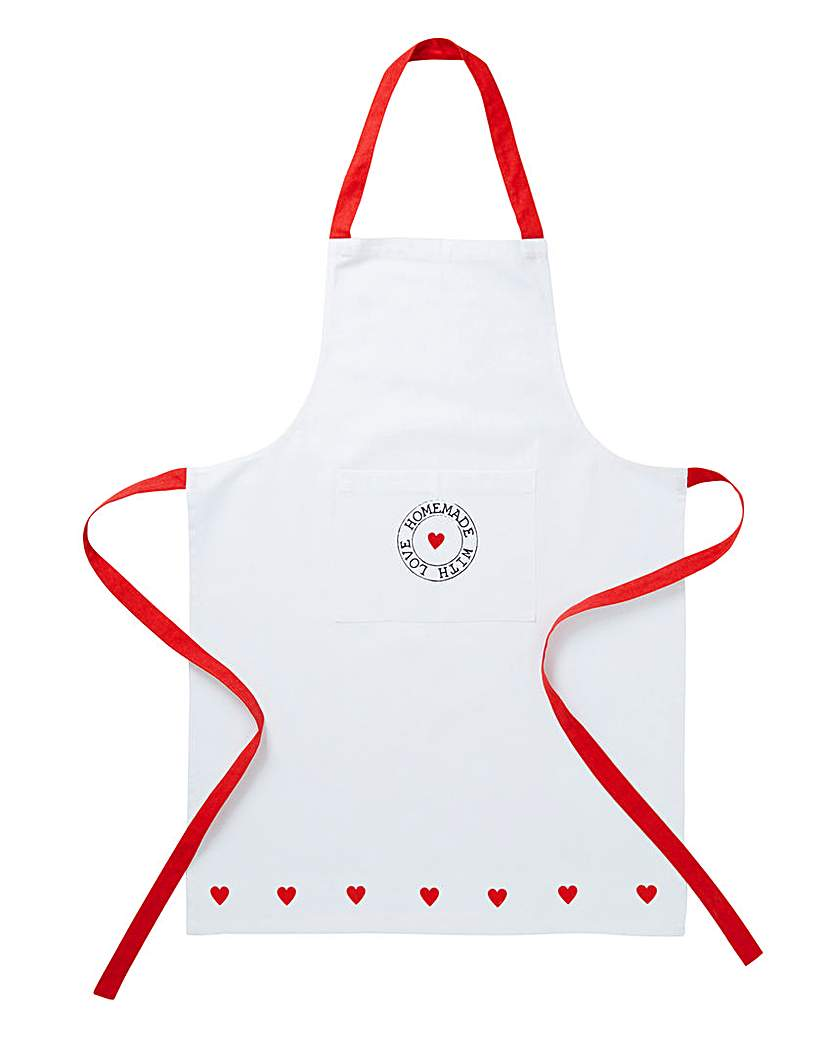 Homemade with Love Apron