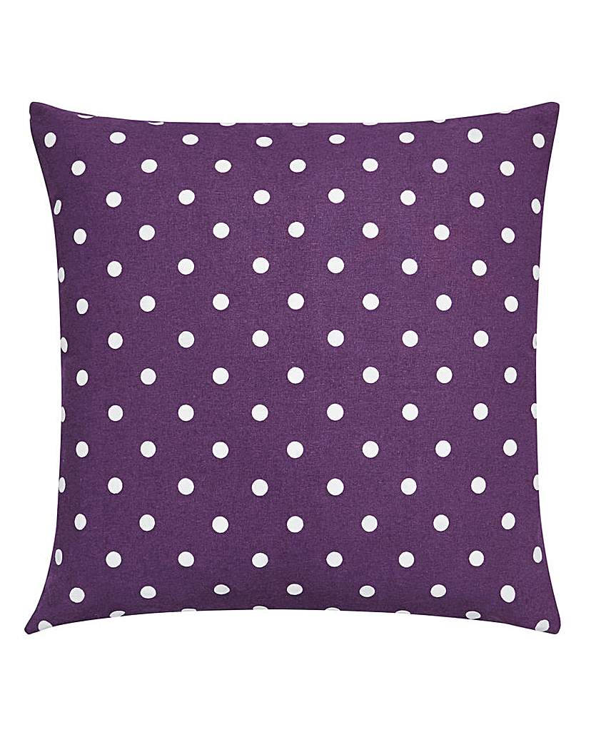 Image of Polka Dot Essentials Cushion