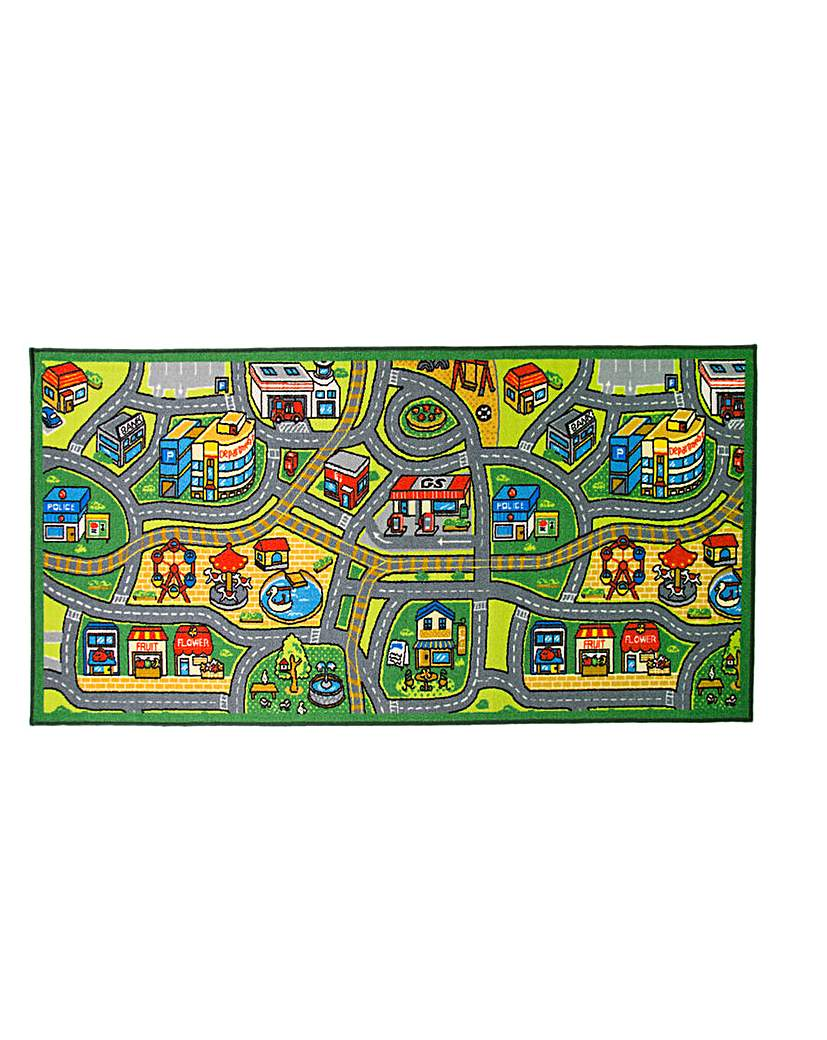 Image of Happy Town Rug