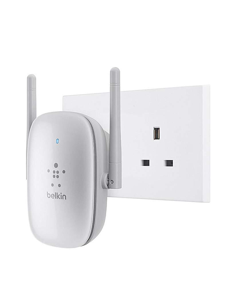N600 Dual-Band Wi-Fi Range Extender