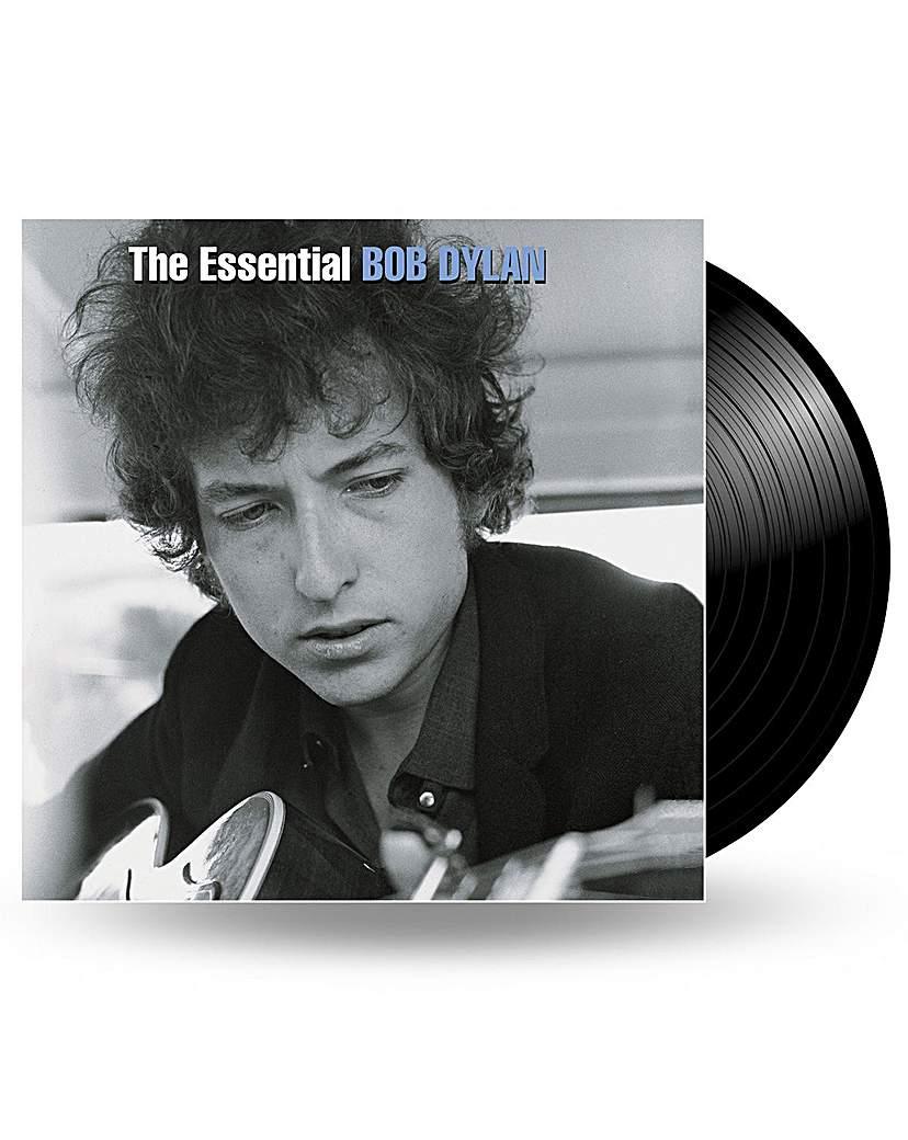 The Essential Bob Dylan Vinyl
