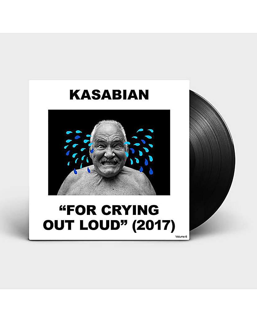 Kasabian For Crying Out Loud Vinyl