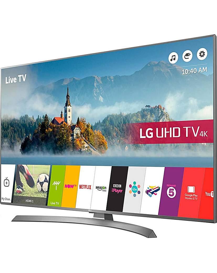 "LG 49"" 4K Ultra HD HDR Smart LED TV"