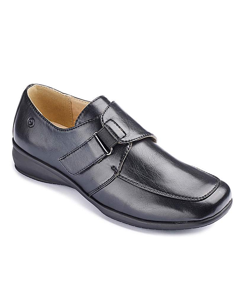 Dr Keller Touch and Close Shoes E Fit