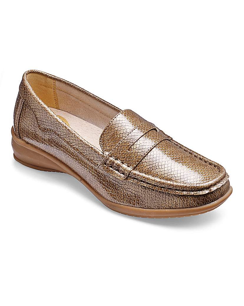 Dr Keller Loafer Shoes E Fit