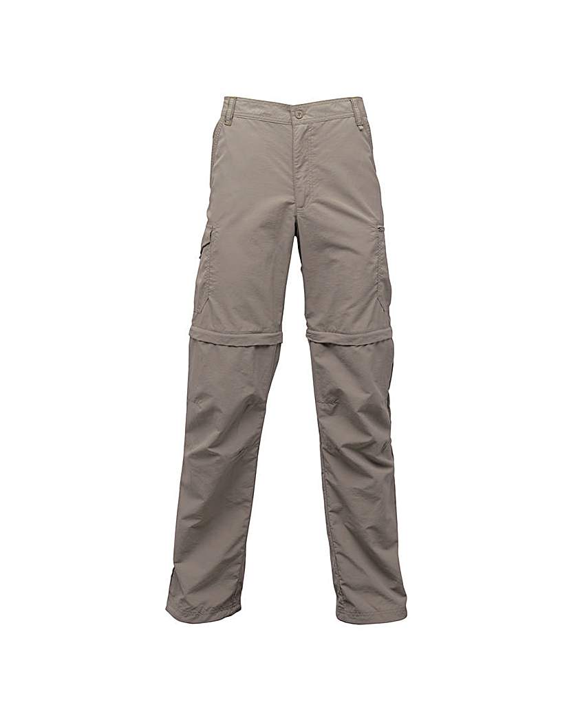 Regatta Larsson Zip Off Trousers R