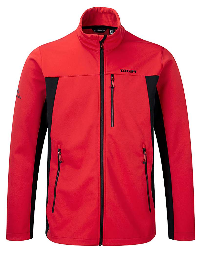 Tog24 Orion Mens Tcz Softshell Jacket