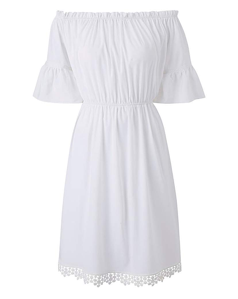Image of AX Paris Bardot Dress