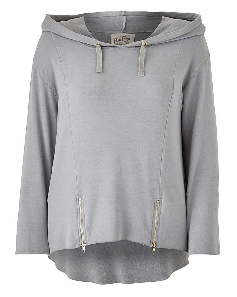 Image of A Postcard From Brighton Hooded Sweat
