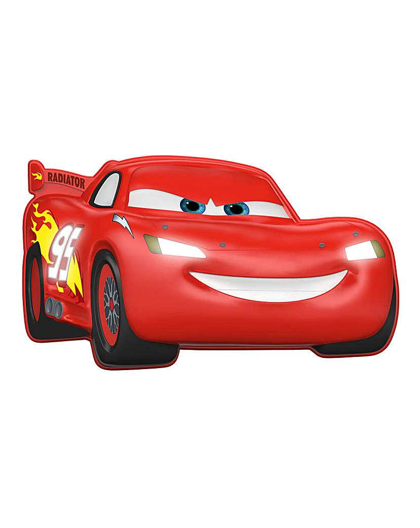 Image of Disney Cars 3D Wall Light