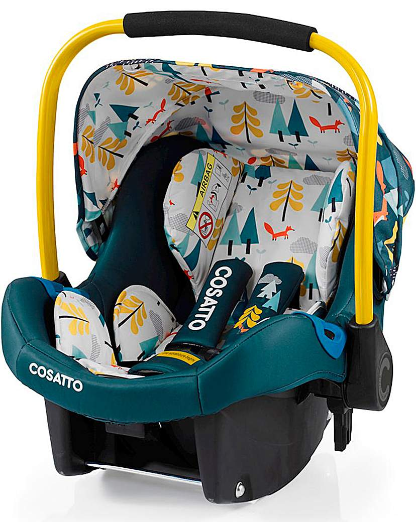 Image of Cosatto Port 0 Car Seat