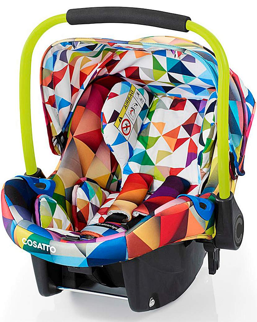 Image of Cosatto Port Group 0 Car Seat