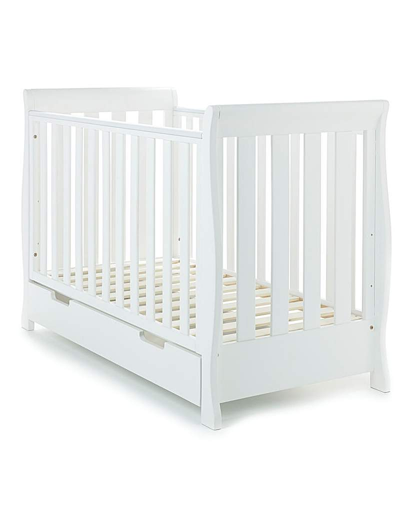 Image of Obaby Stamford Mini Cot Bed