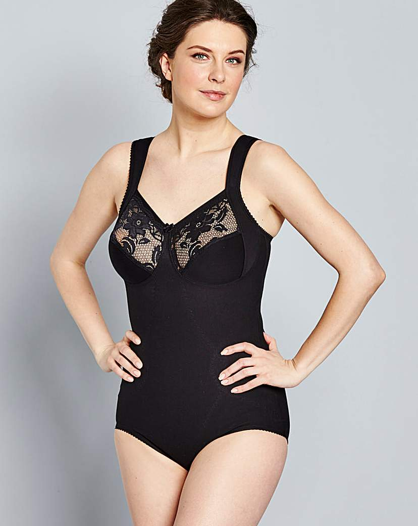 Miss Mary Non Wired Bodyshaper Black