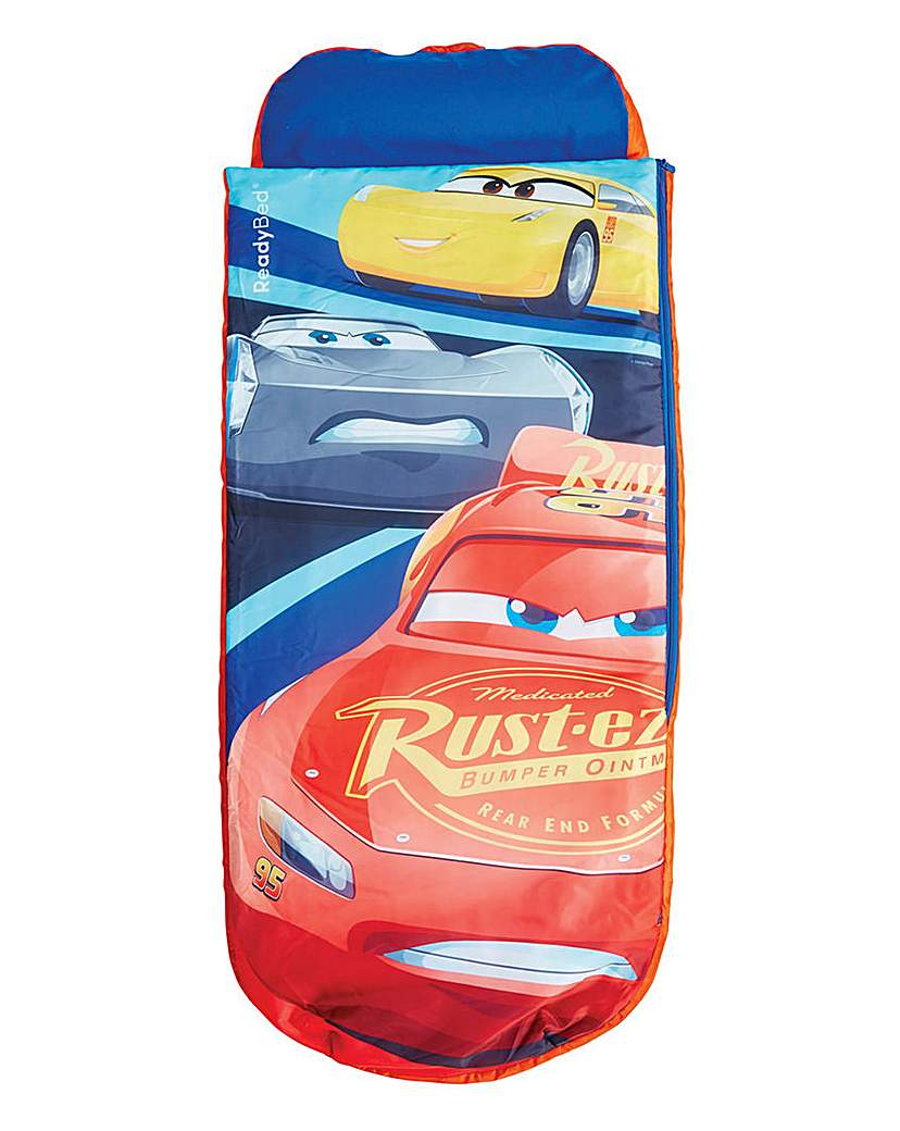 Image of Cars Junior ready Bed