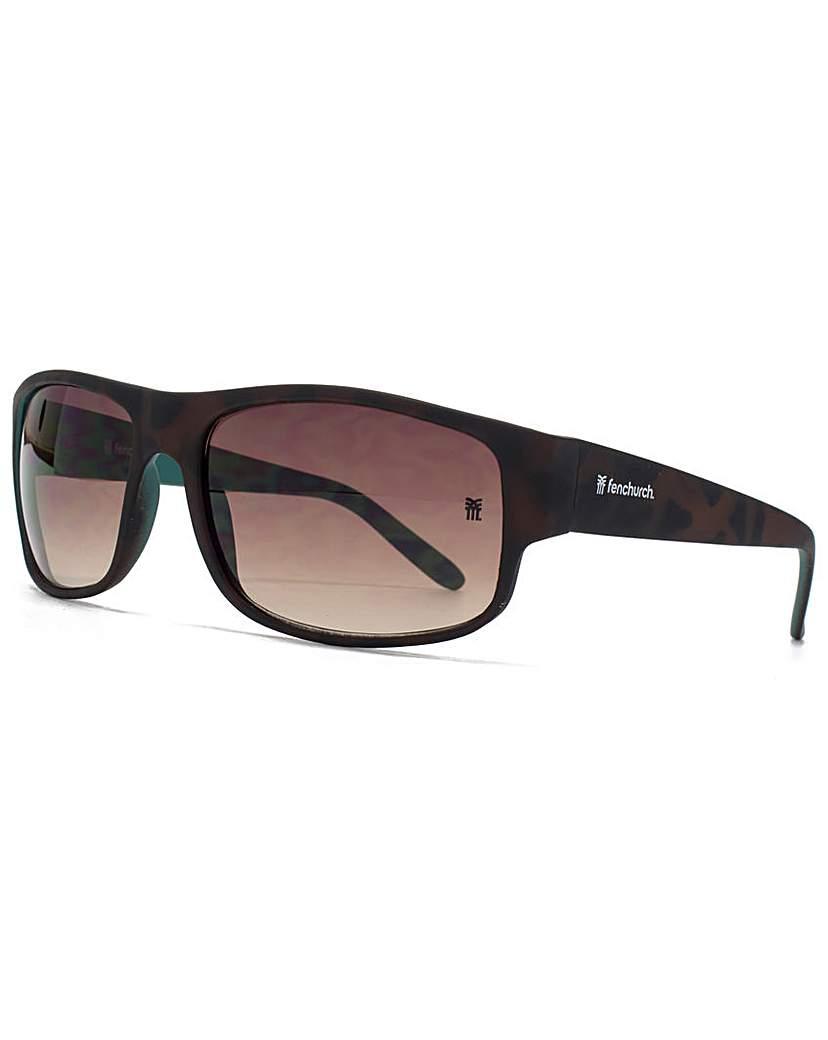 Fenchurch Plastic Wrap Sunglasses