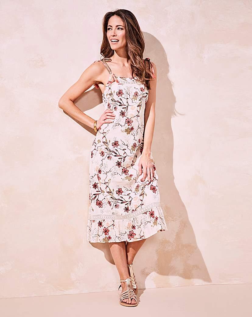 Image of Cream Alala Dress