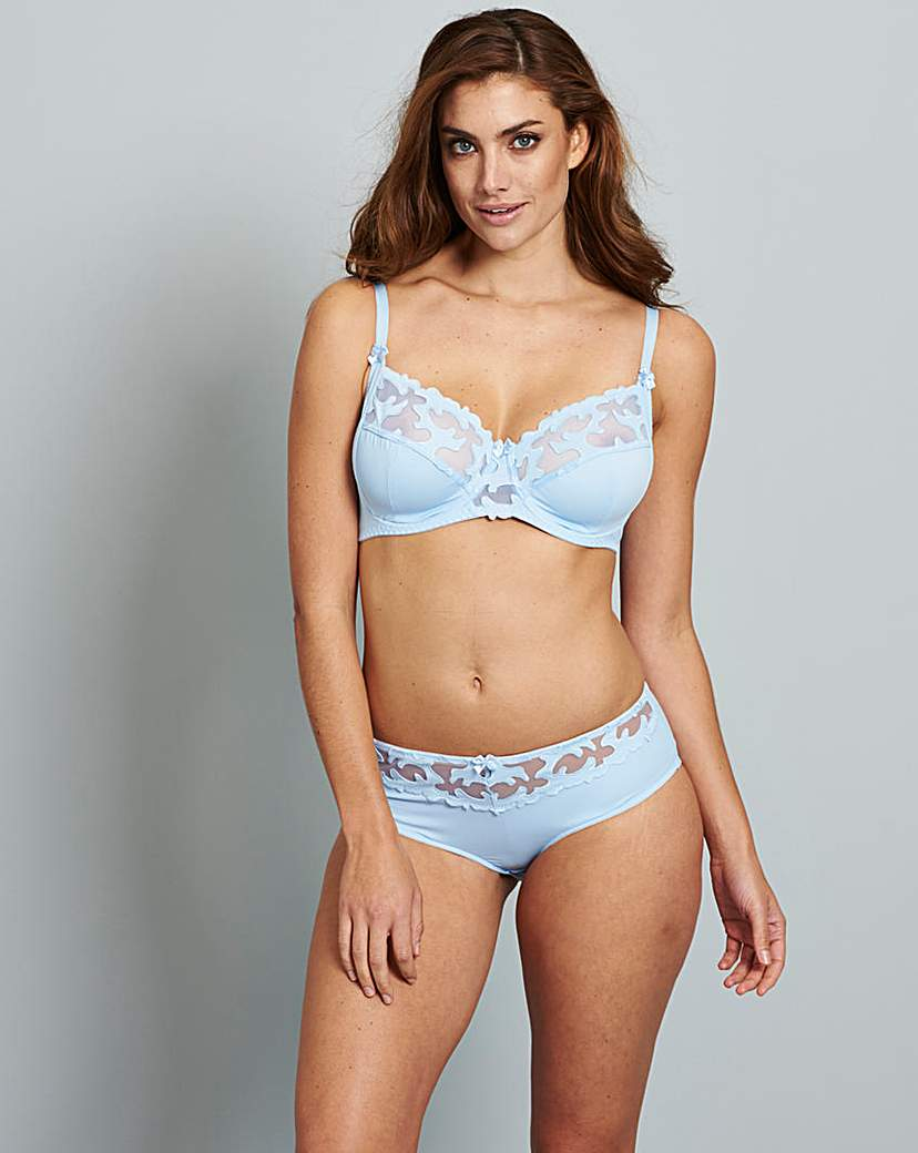Image of 2 Pack Emily Full Cup Blue/Pink Bras