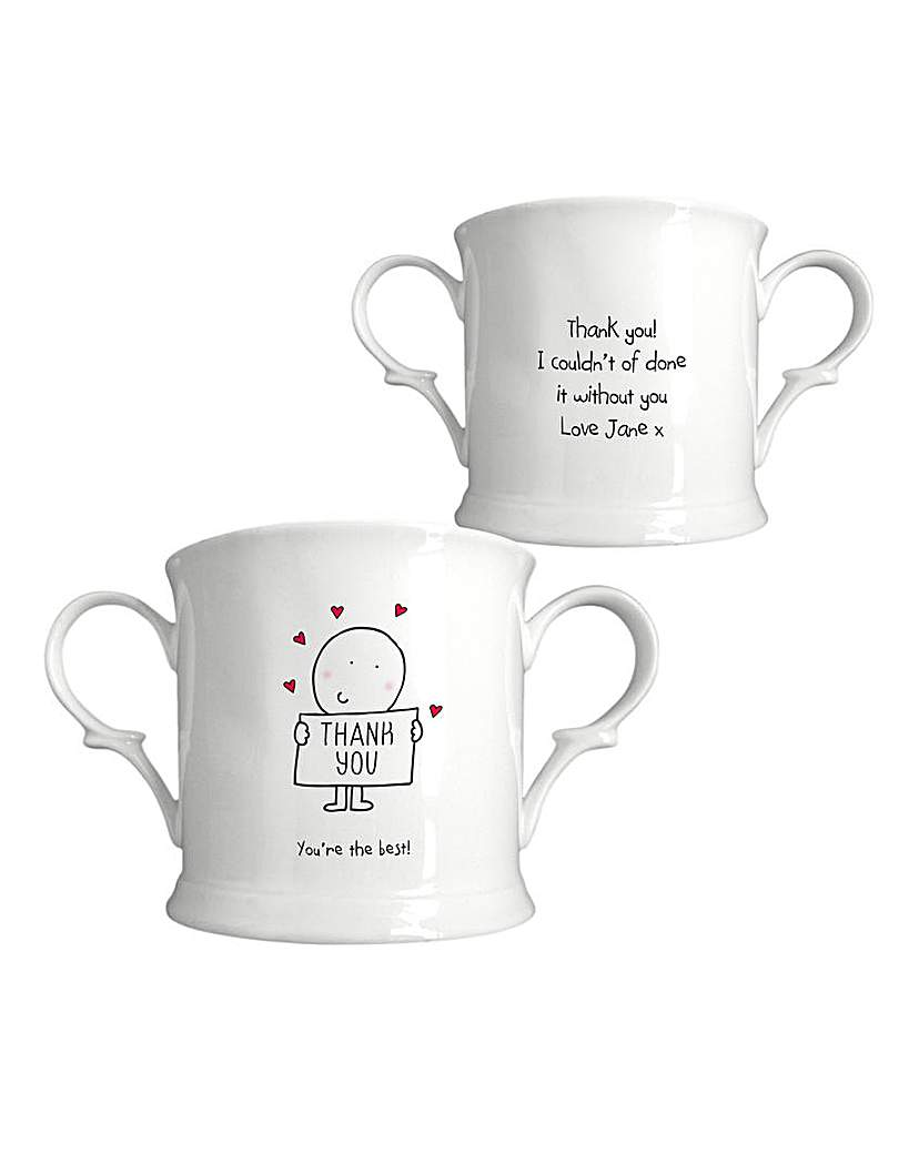 Image of Chilli & Bubbles Personalised Loving Cup