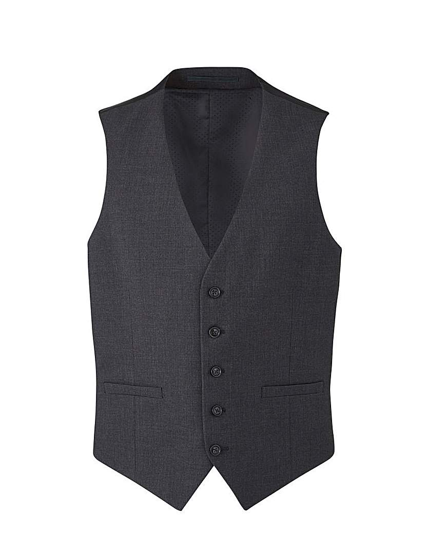 Burton Slim Fit Suit Waistcoat Reg.