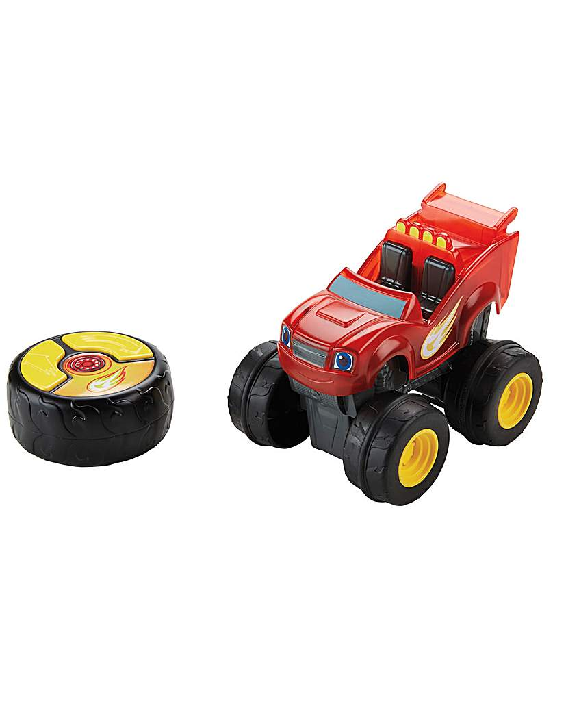 Image of Blaze and the Monster Machines RC Blaze
