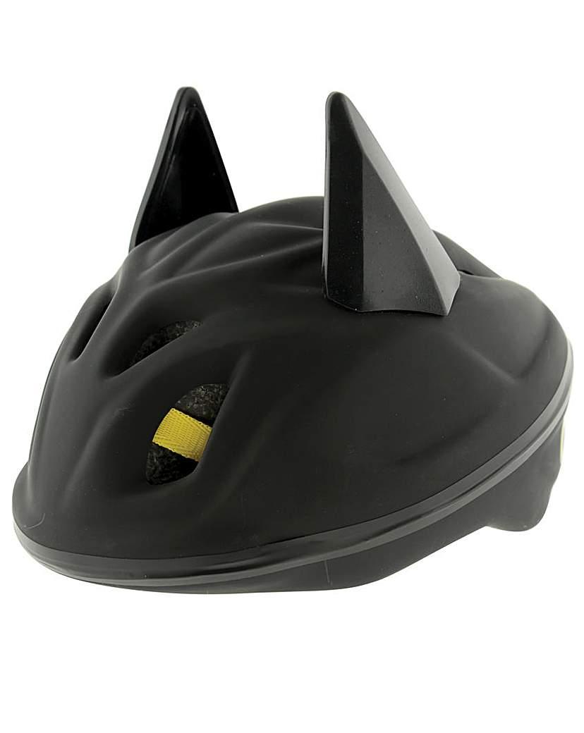 Image of Batman 3D Bat Style Helmet