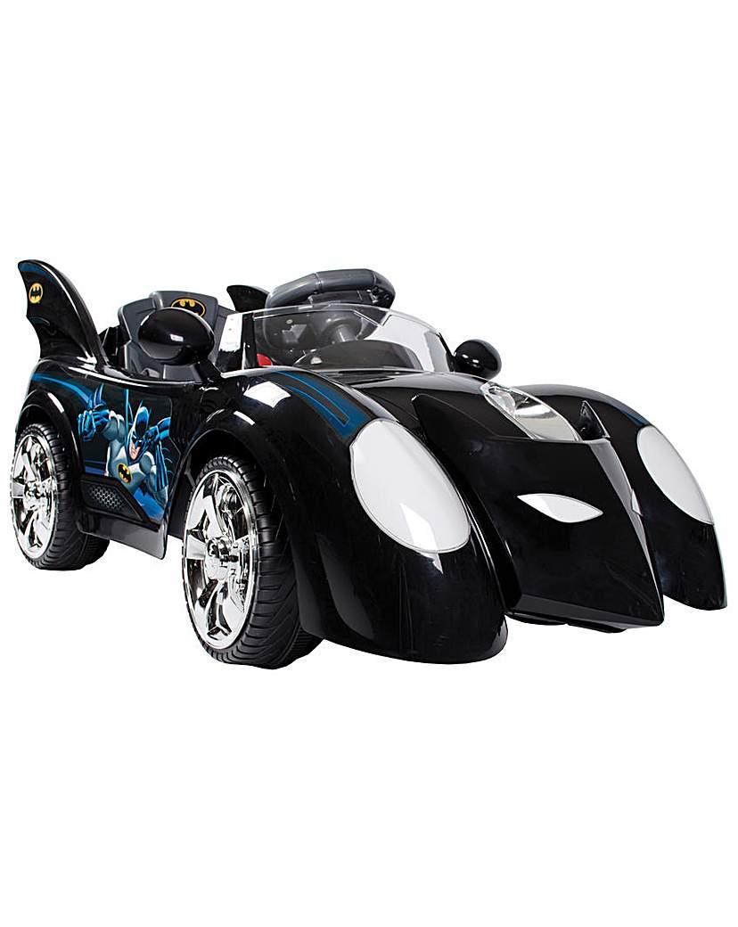 Image of Batman 6V Battery Operated Batmobile