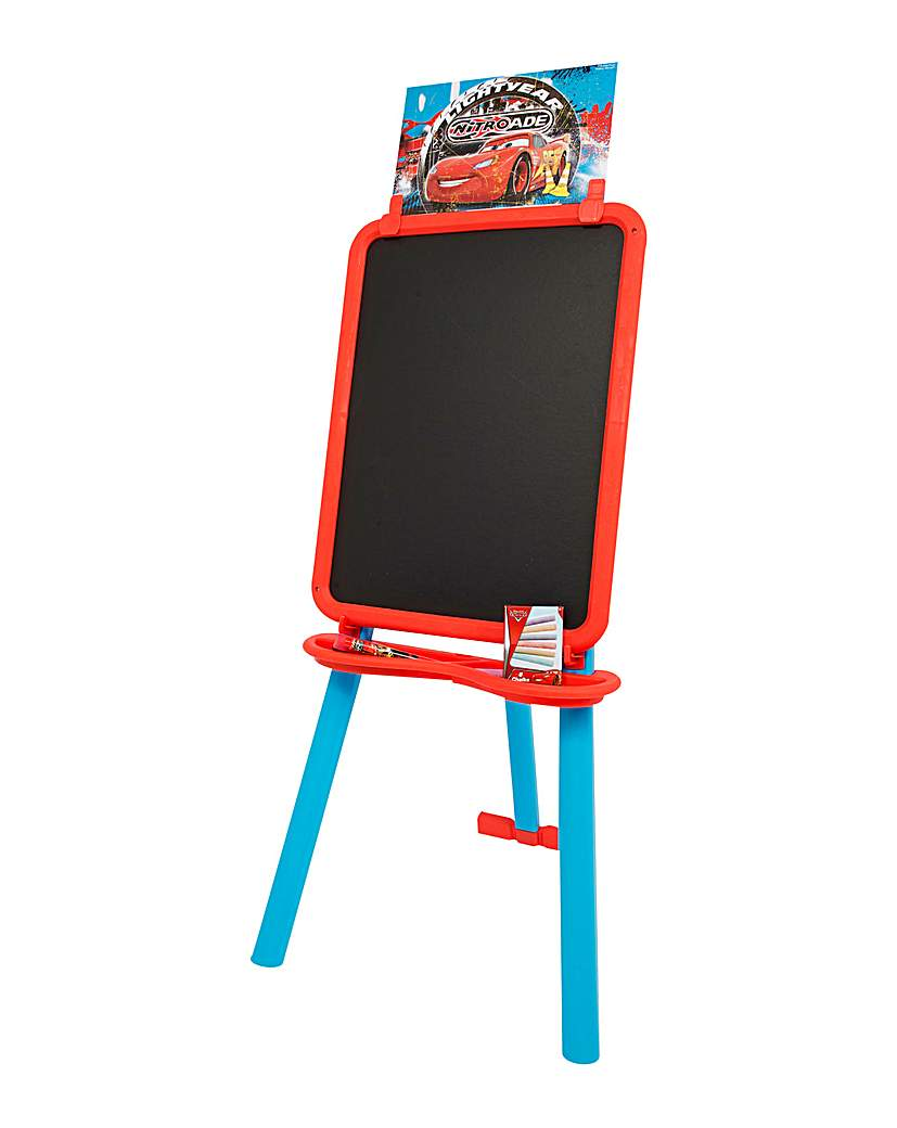 Image of Disney Cars Double Sided Easel