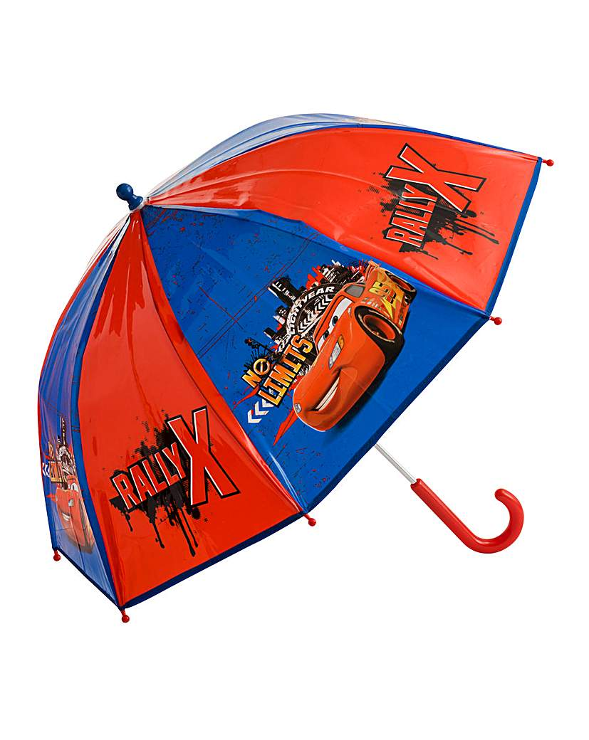 Image of Disney Cars Bubble Umbrella