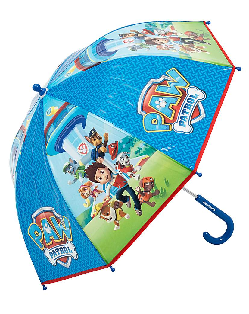 Image of Paw Patrol Bubble Umbrella