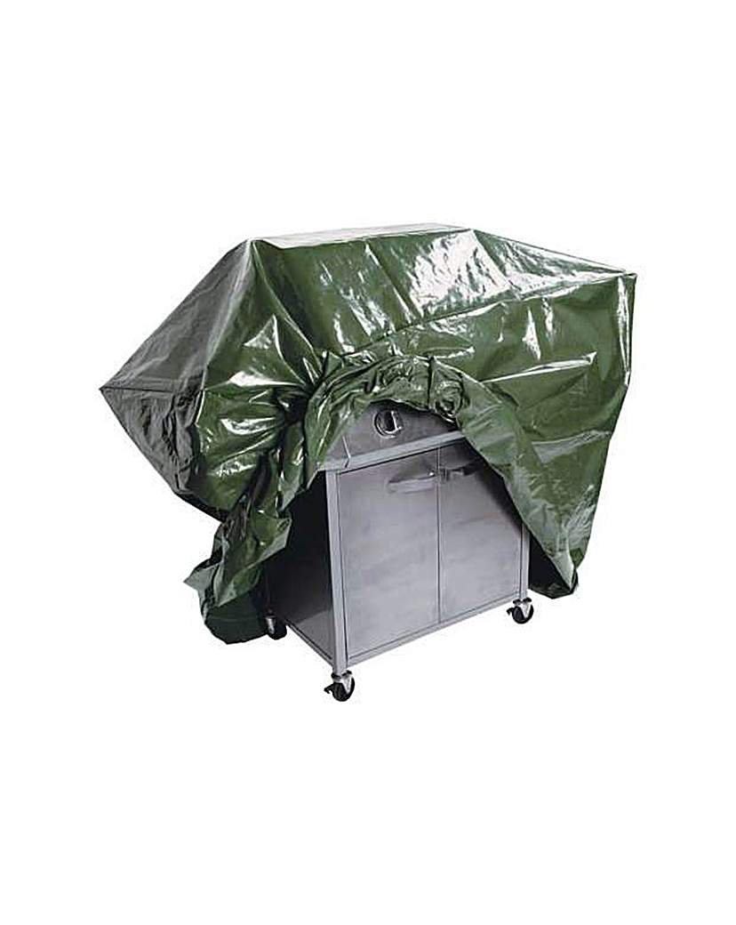 Heavy Duty Medium BBQ Cover.
