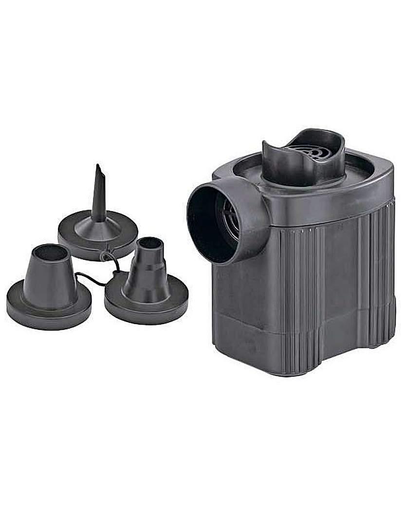 Battery Powered Portable Pump
