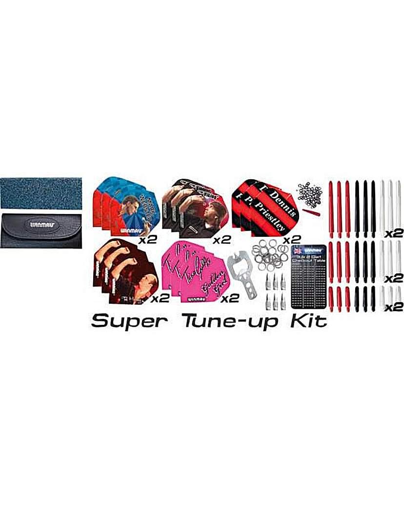 Winmau Darts Super Tune-up Kit.