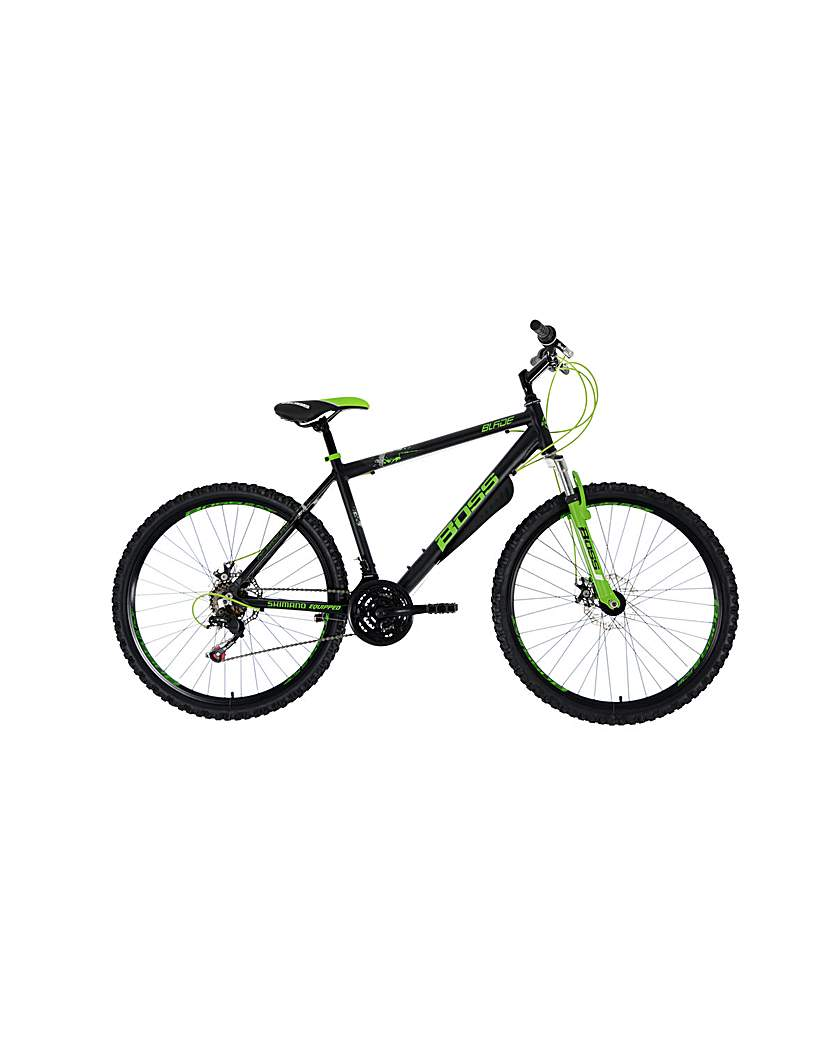 "Image of Boss Blade Mens 26"" Alloy HT Bike"