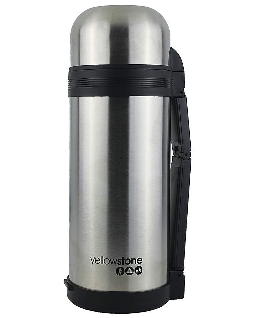 Image of Yellowstone 1.5L Stainless Steel Flask