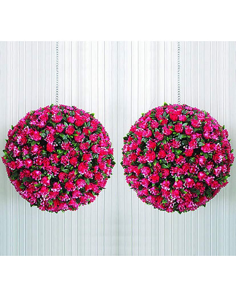 Image of Gardenwize 30 Cm Flower Ball