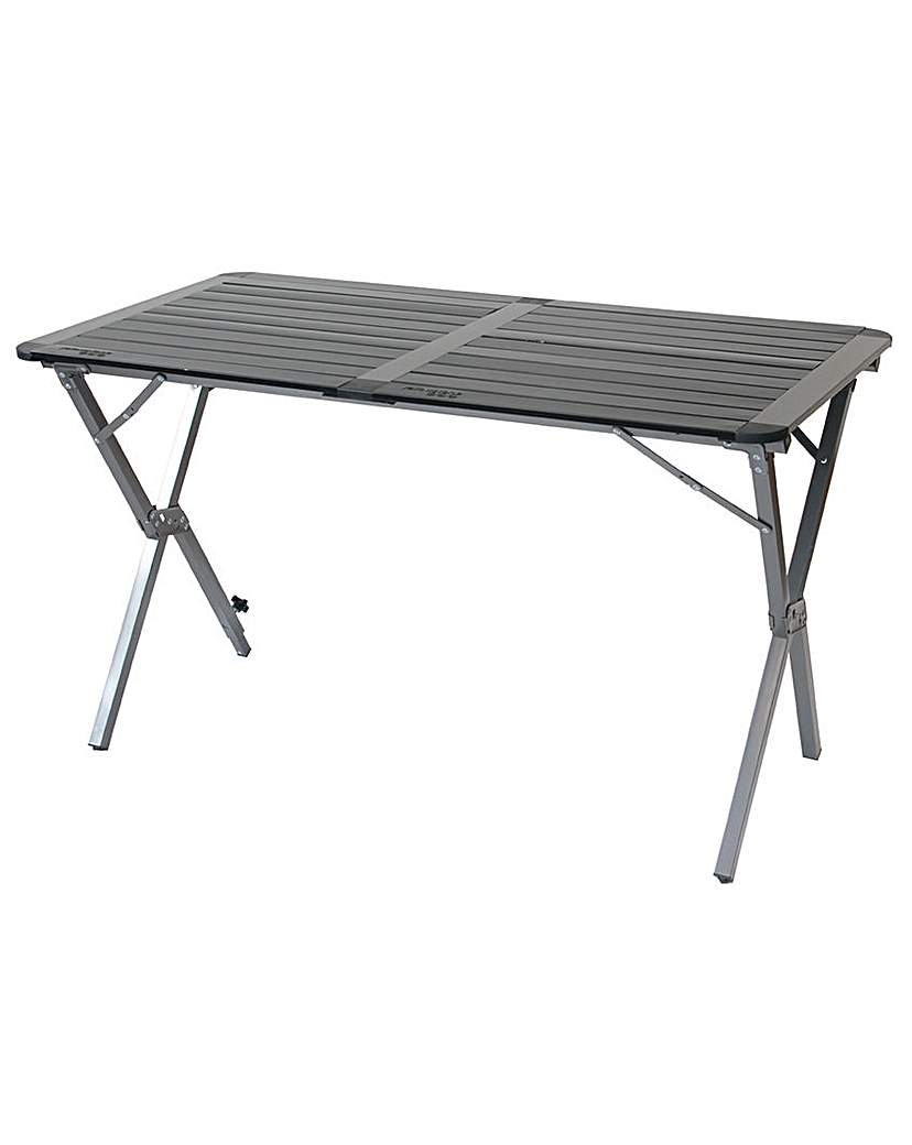 Image of Yellowstone Alum Roll Top Double Table