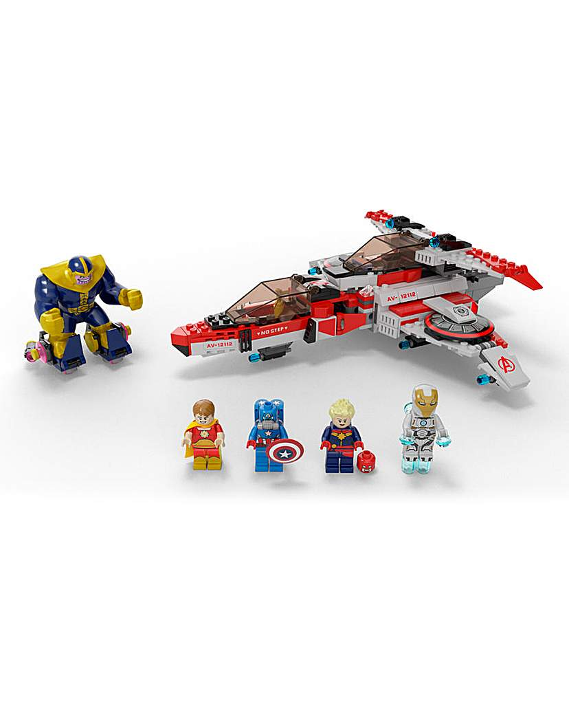 Image of LEGO Marvel Avenjet Space Mission