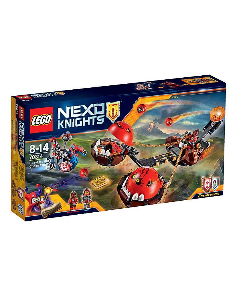 LEGO Nexo Knights Beast Masters Chariot