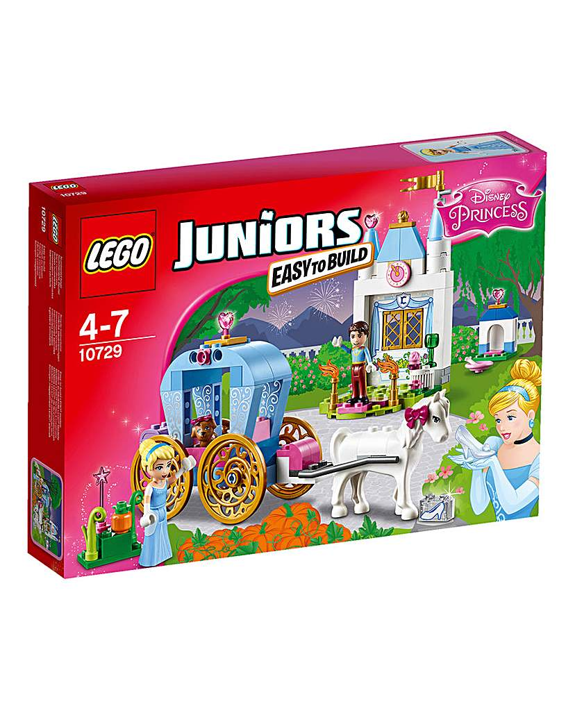 Image of LEGO Juniors Cinderellas Carriage