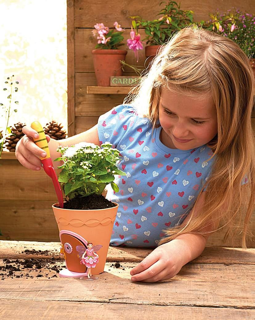 My Fairy Garden - Fairy Flower Pot