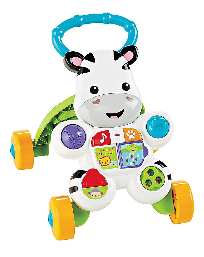 Image of Fisher-Price Zebra Walker