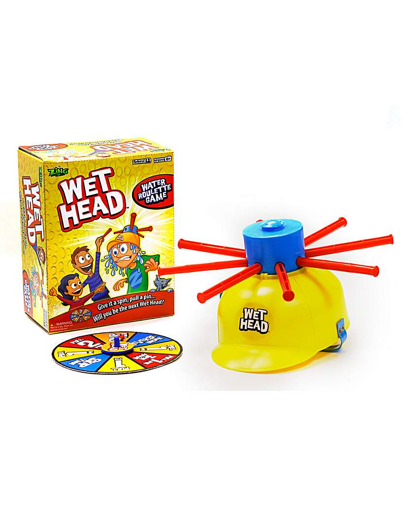Image of Wet Head Game