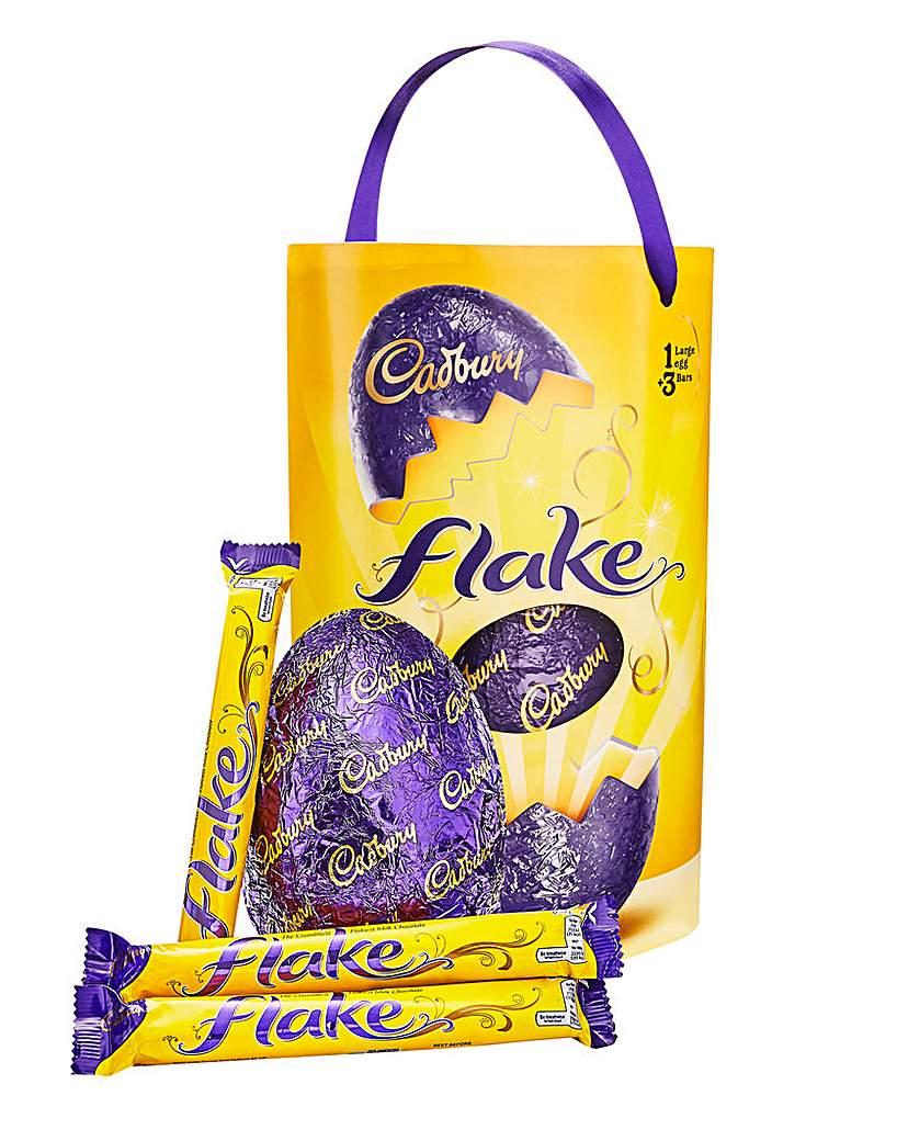Cadbury Flake Luxury Easter Egg