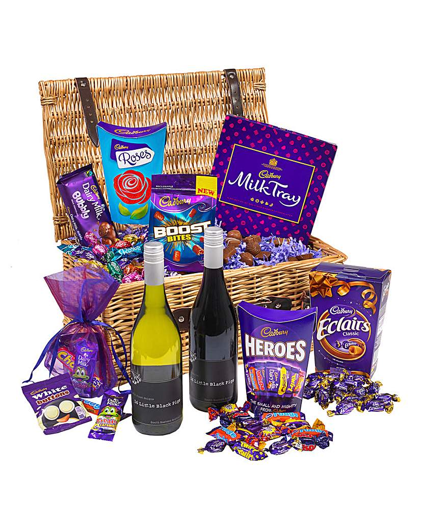 Image of Cadbury's Chocolate & Wine