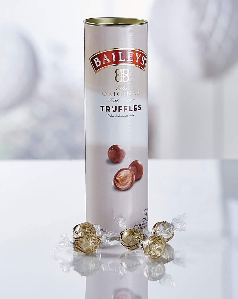 Image of Baileys Twist Wrapped Milk Truffles Tube